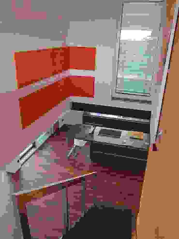 Planungsbüro GAGRO ห้องครัว