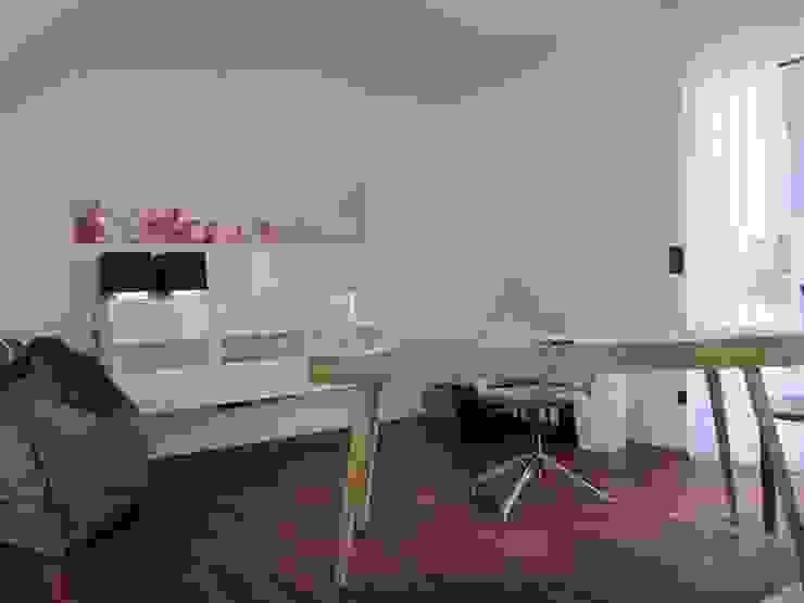 HOME DESIGN 2 Planungsbüro GAGRO Minimalistische Arbeitszimmer