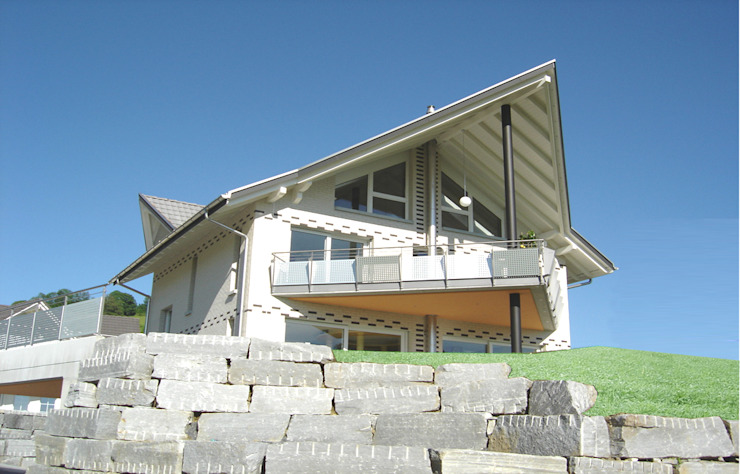 Haus Brun, Reidermoos Landhäuser von Brun & Mahler GmbH Landhaus
