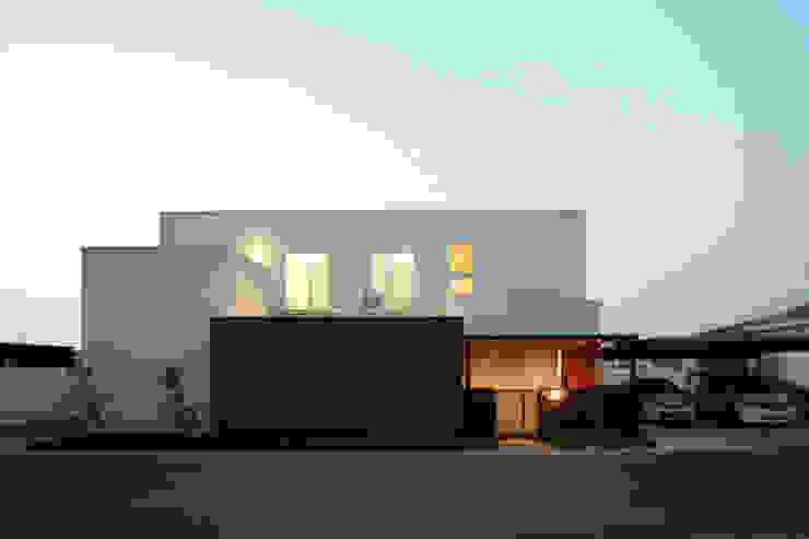 Modern Houses by 株式会社 U建築研究所 Modern