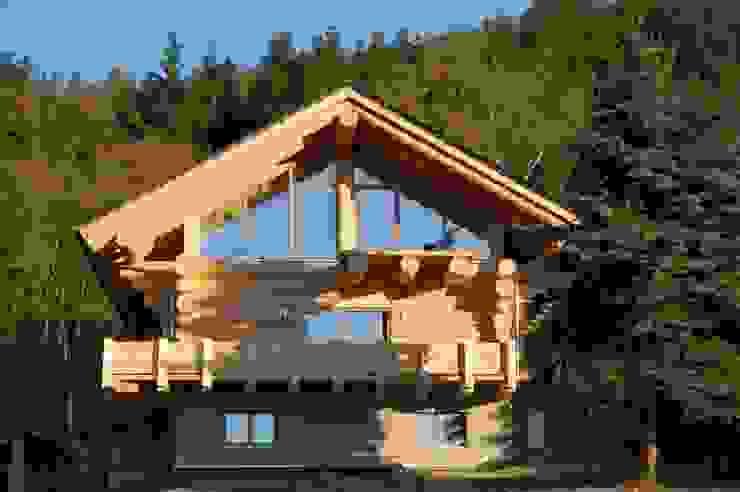 eb Massivhaus Deutschland GmbH Eclectic style houses
