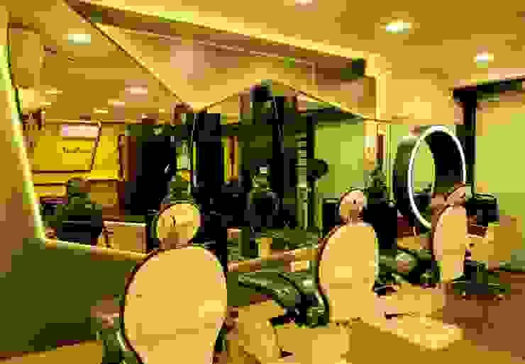STYLING CORNERS Asian style spa by NEX LVL DESIGNS PVT. LTD. Asian