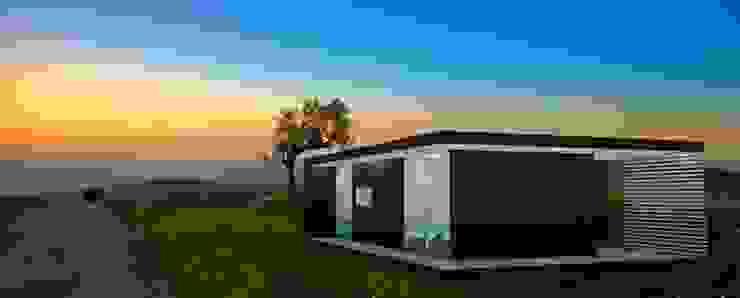 Estudo Modular Tipo T2 Casas modernas por Idealiving Moderno