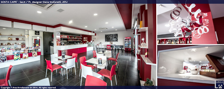 SOSTA CAFFE'. Seclì (LE) di Area Arredamenti Moderno