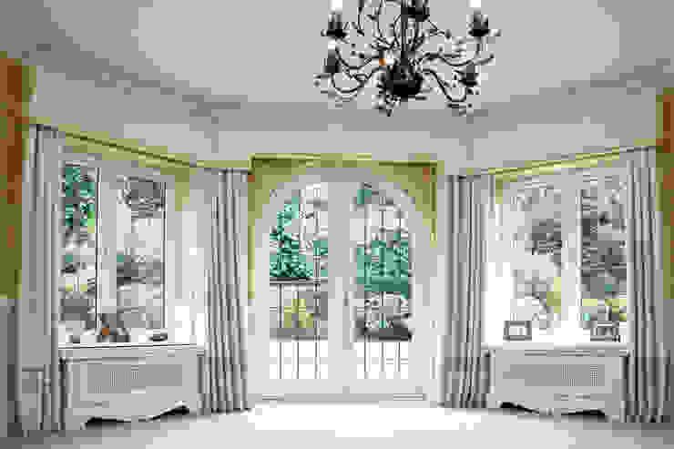 Surrey newbuild refurbishment: classic  by Elena Romanova Interiors, Classic