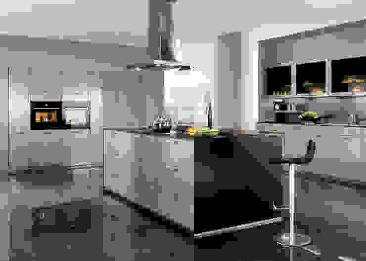 Cocinas de estilo moderno de Kiveda Deutschland GmbH Moderno