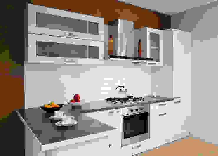 Cucina moderna di Kiveda Deutschland GmbH Moderno