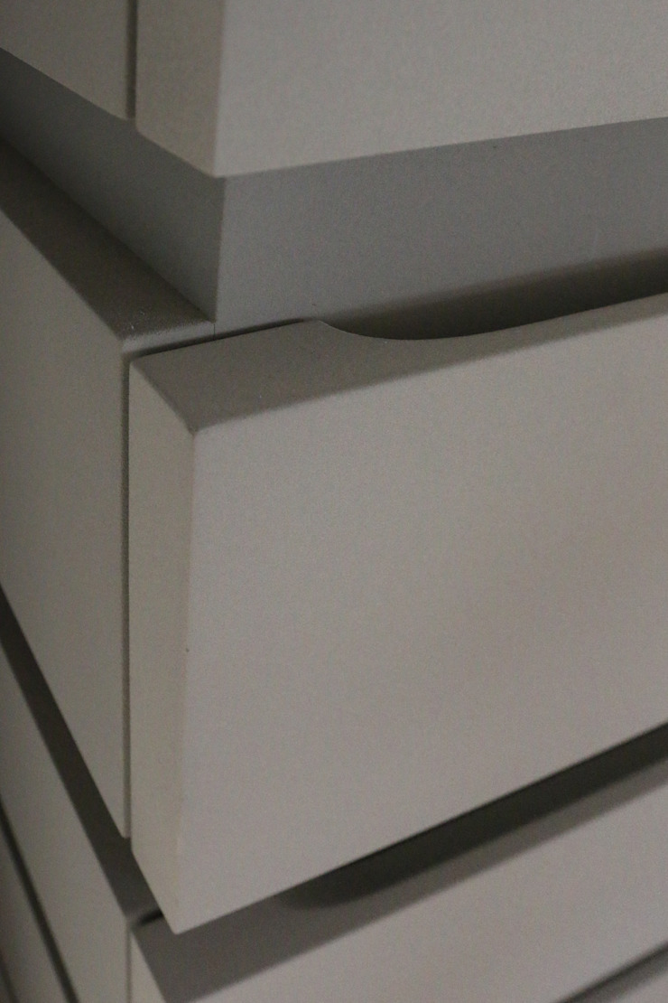 Detail Drawer tredup Design.Interiors BedroomWardrobes & closets