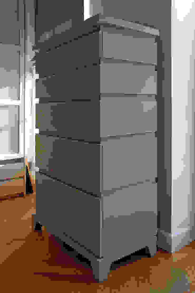 Closet tredup Design.Interiors BedroomWardrobes & closets