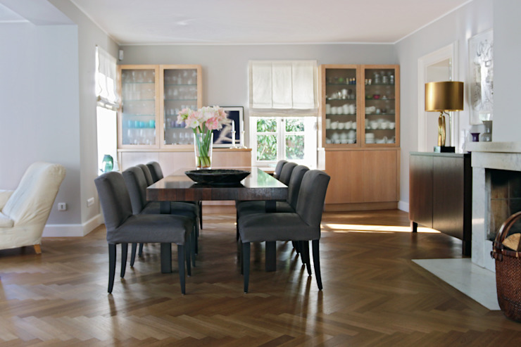 Dining Area tredup Design.Interiors Modern Dining Room