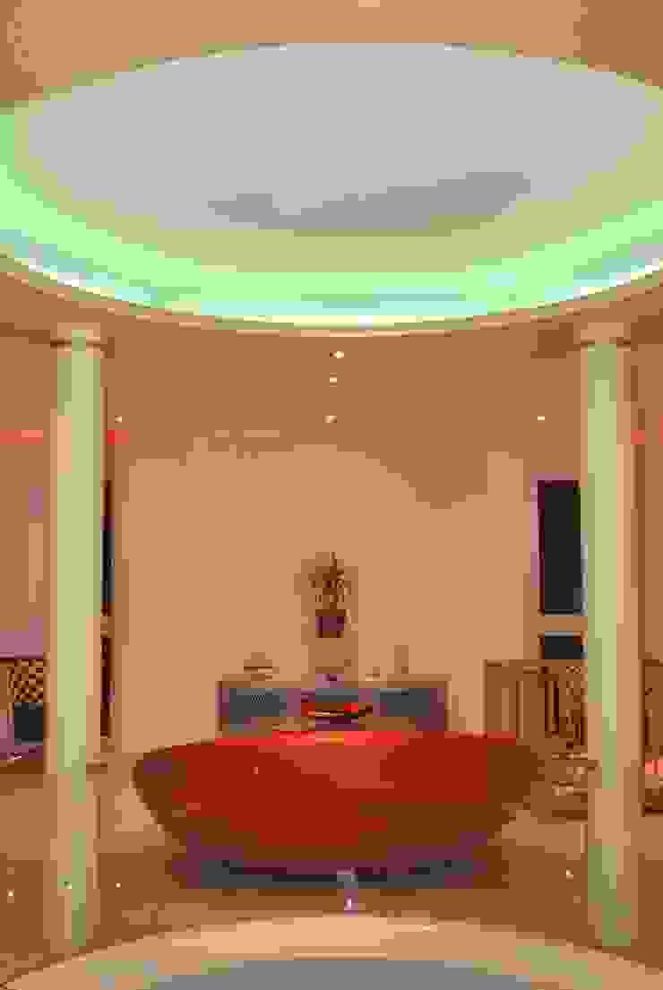 Haus Brun, Reidermoos Moderne Wohnzimmer von Brun & Mahler GmbH Modern