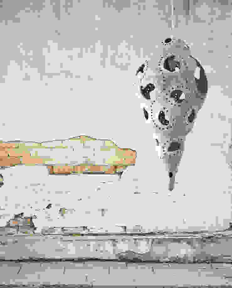 Lichtsculptuur April van The Paper Moon Factory Minimalistisch