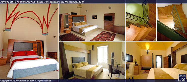ALVINO SUITE AND BREAKFAST. Lecce di Area Arredamenti Moderno