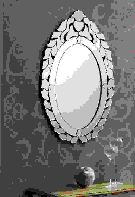 Espejo Clásico Traza de Ámbar Muebles Clásico