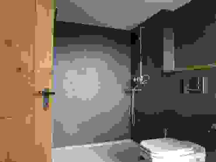 Gästebad Badezimmer im Landhausstil von homify Landhaus