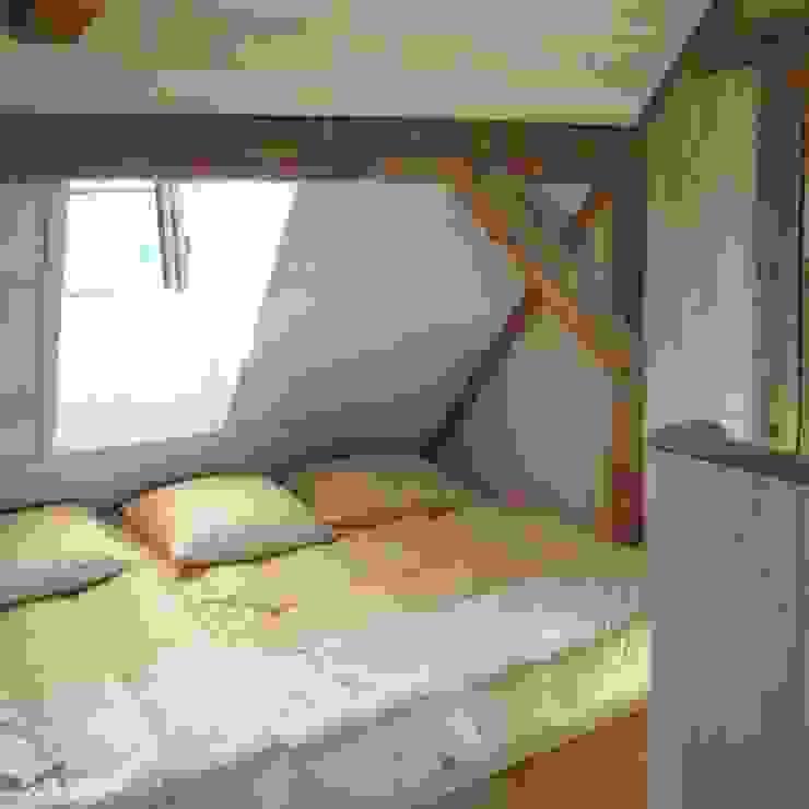 Gästezimmer, Schlafgelegenheit Schlafzimmer im Landhausstil von homify Landhaus