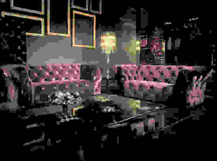 Canapé Chesterfield design par Espace @ Design
