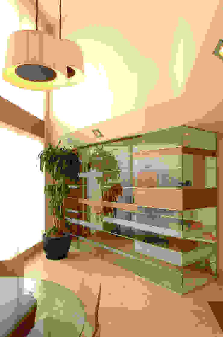 PH B Las Nubes Ruang studi/kantor : Ide desain interior, inspirasi & gambar Oleh ARCO Arquitectura Contemporánea