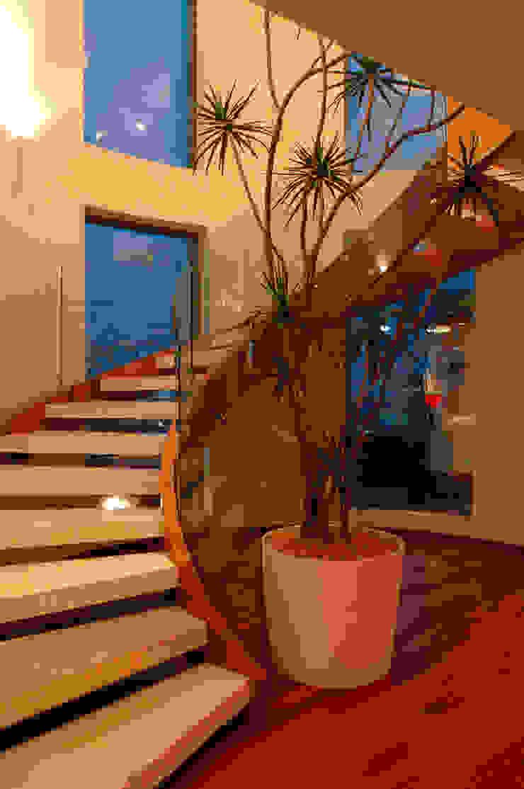 PH B Las Nubes ARCO Arquitectura Contemporánea Pasillos, vestíbulos y escaleras