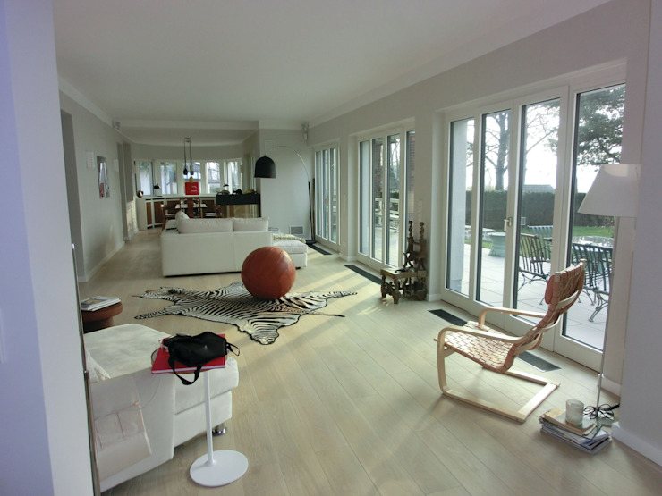 Salas de estar  por tredup Design.Interiors,