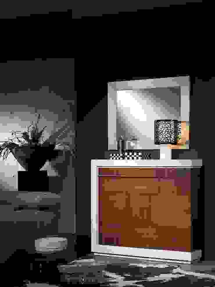 Mueble de entrada taquillón Eros 2 de Paco Escrivá Muebles Moderno