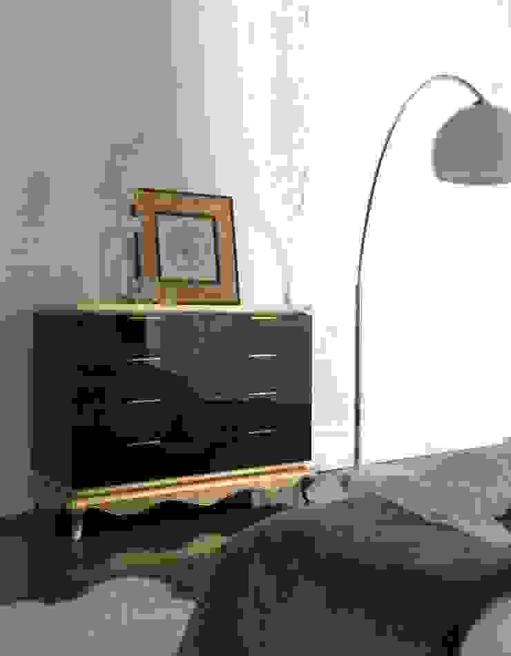 Cómoda Exit Moderna Cajones de Paco Escrivá Muebles Moderno