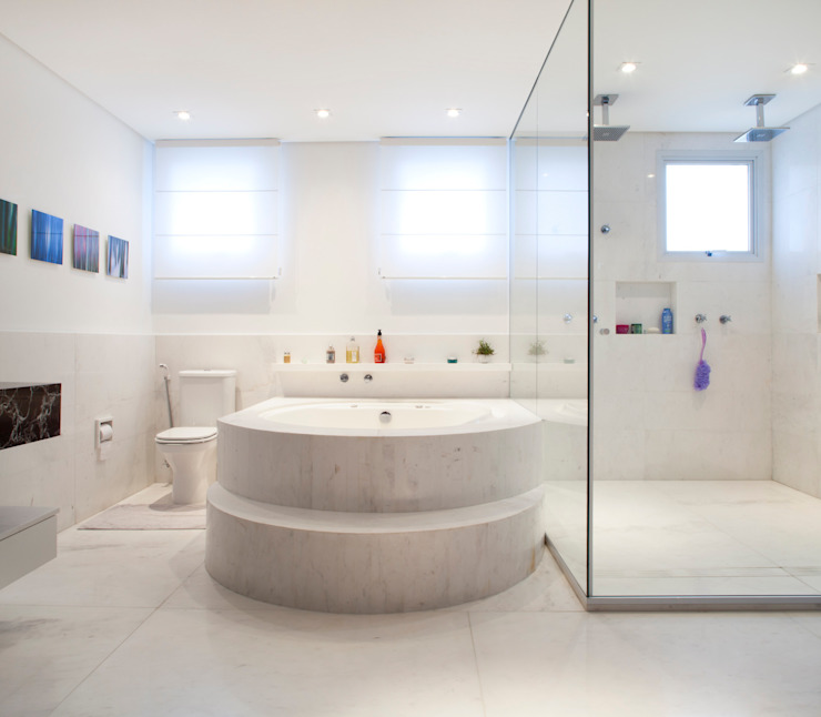Eclectic style bathrooms by ArkDek Eclectic