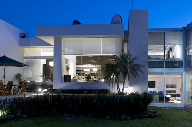 House Sauces Home design ideas by ARCO Arquitectura Contemporánea