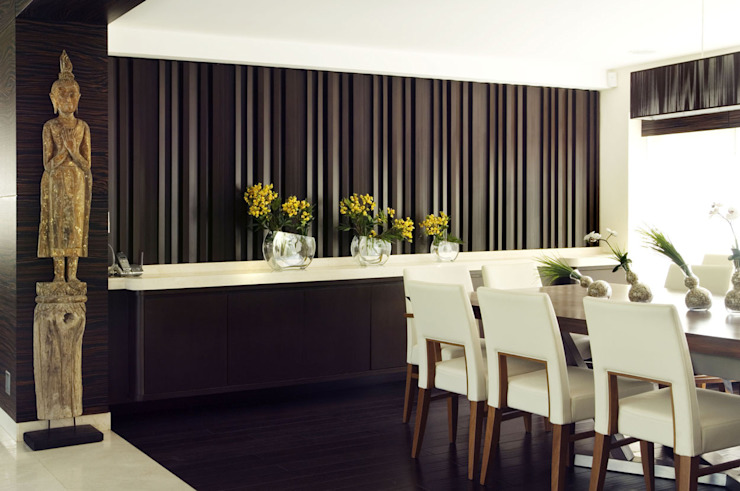 House Sauces Dining room design ideas by ARCO Arquitectura Contemporánea