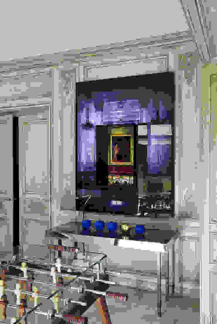Stephanie Coutas's projects Stephanie Coutas ห้องนั่งเล่น
