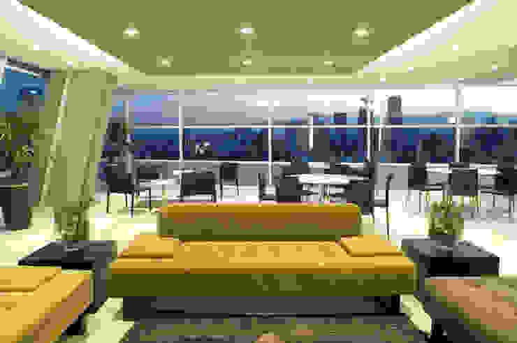 Skyview Polanco Salas de ARCO Arquitectura Contemporánea
