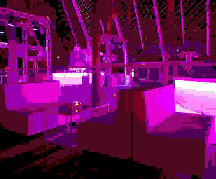 Zona VIP discoteca Umbracle Espacios de Conca y Marzal