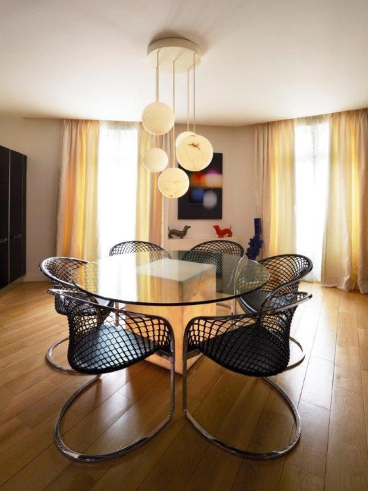 Stephanie Coutas's projects Modern dining room by Stephanie Coutas Modern