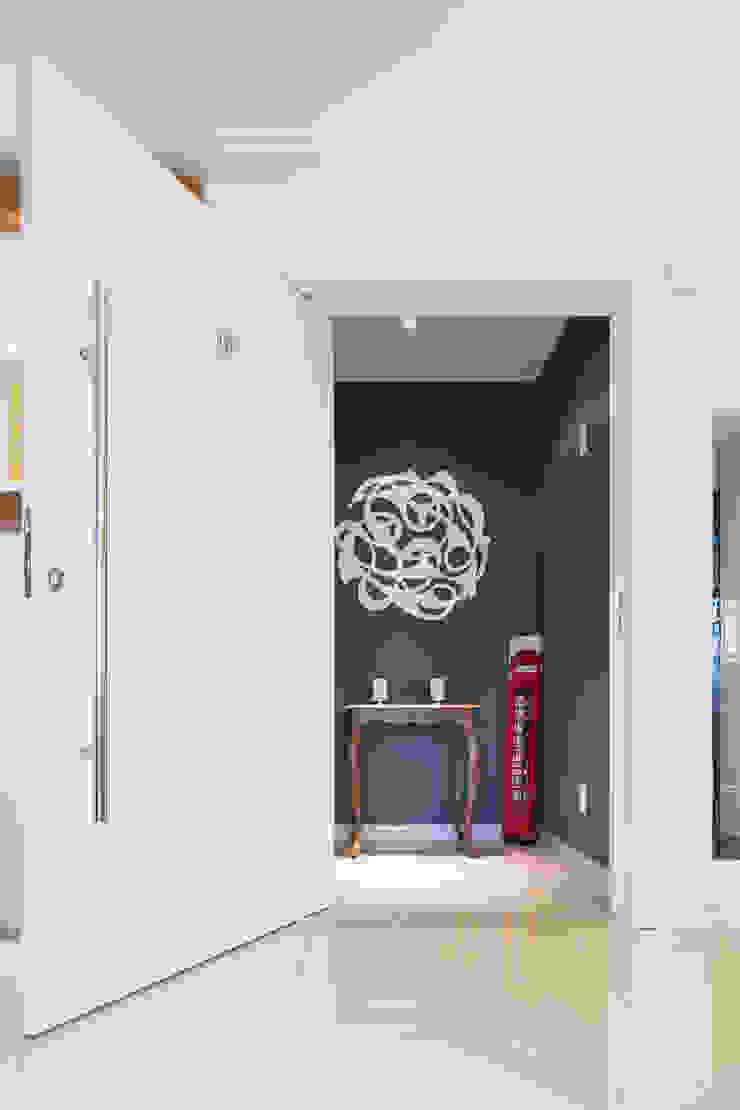 Ruang Keluarga Gaya Eklektik Oleh ArkDek Eklektik