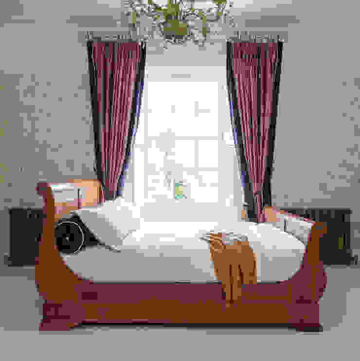 Sleigh Bed Low Schlafzimmer im Landhausstil von THE STORAGE BED Landhaus