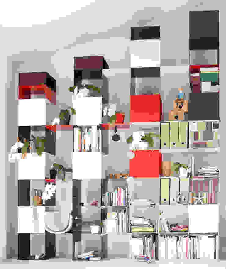 Quad structure par Dom Trapp Minimaliste