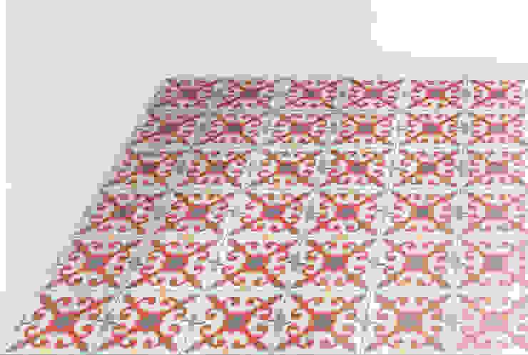 NATURAL FLOOR Suelo hidráulico พื้นและกำแพงกระเบื้อง