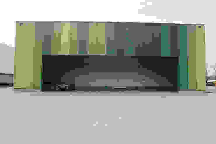 Green Unlimited – Office and Warehouse in Lampertheim-Hüttenfeld Helwig Haus und Raum Planungs GmbH Офісні будівлі