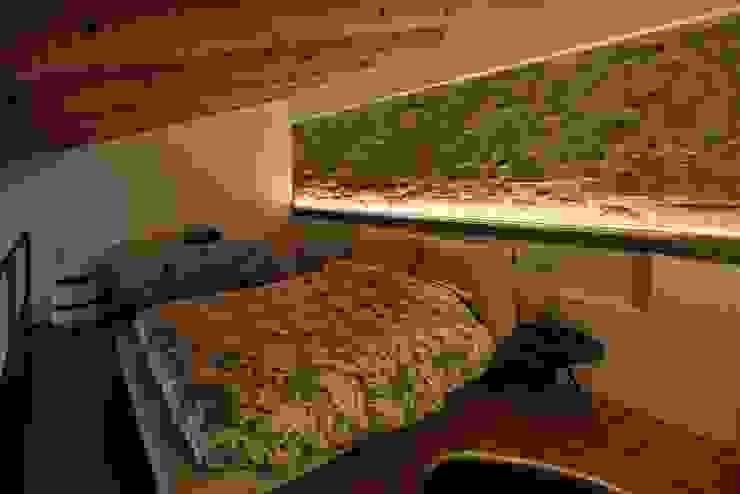CASTELLO CECONI - INTERNI Camera da letto moderna di Elia Falaschi Fotografo Moderno