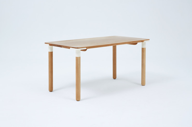Baton Dinig table(바톤다이닝테이블): 잭슨카멜레온의 현대 ,모던