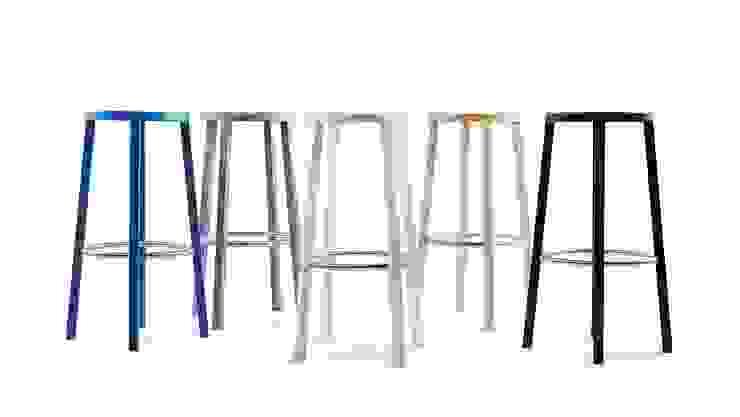 BLOCCO CHAIR / ARMCHAIR / STOOL di Plank