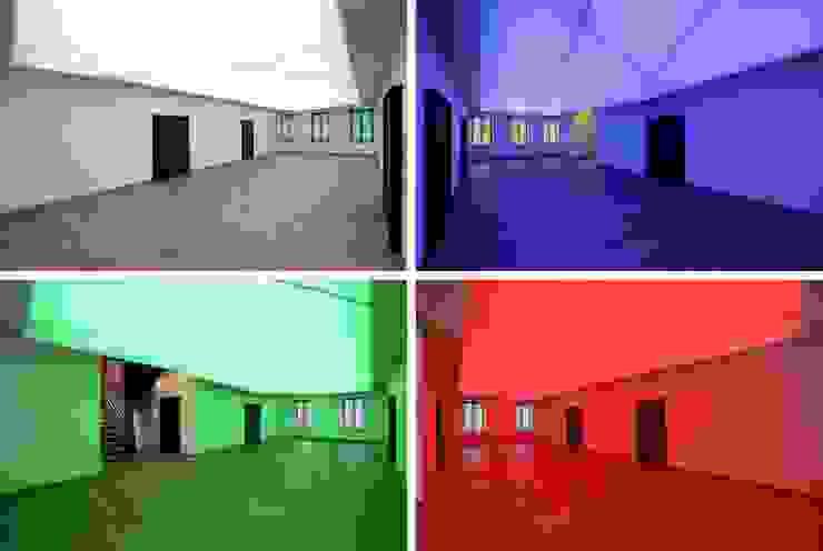 Moderner Multimedia-Raum von Elia Falaschi Photographer Modern