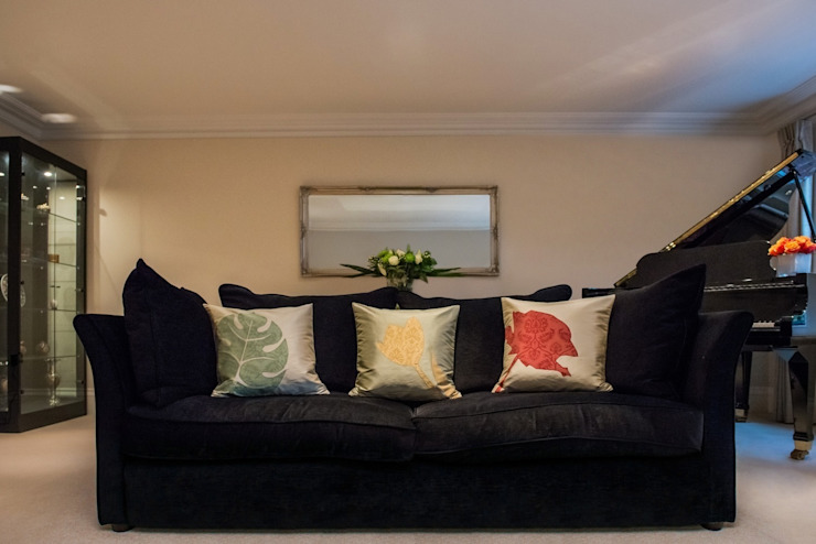 Luxury Living Space by Le Cocon