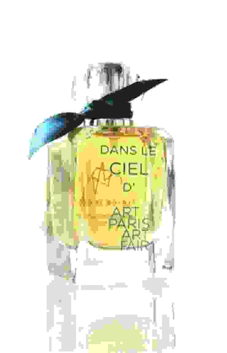 Flacon Art Paris 14 par Parfum en Scène