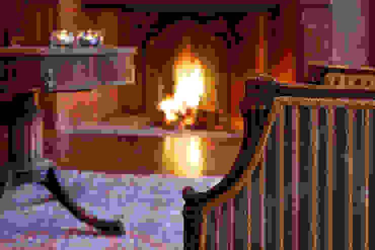 Гостиная в классическом стиле от architektur-photos.de Классический