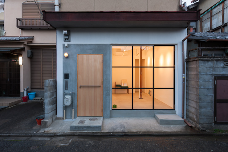 紫竹の住居 の SHIMPEI ODA ARCHITECT'S OFFICE