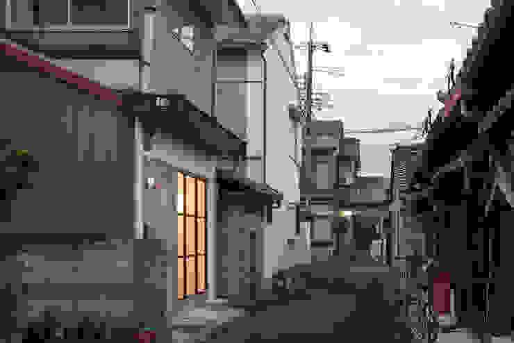 House in Shichiku 根據 SHIMPEI ODA ARCHITECT'S OFFICE