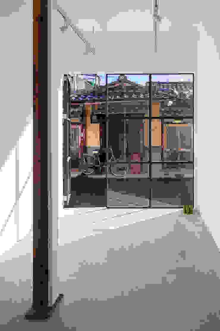 紫竹の住居 の SHIMPEI ODA ARCHITECT'S OFFICE
