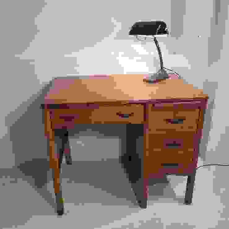 Art Deco Desk: classic  by Travers Antiques, Classic