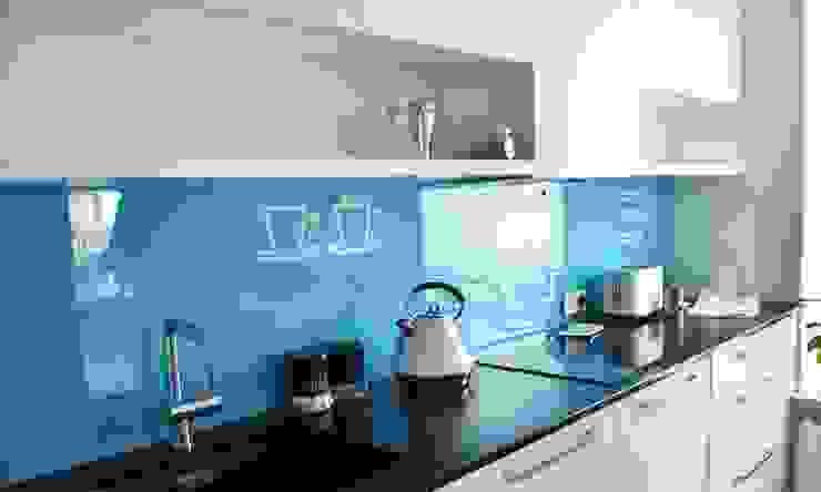 wnętrza nisza Skandynawska kuchnia od NISZA DESIGN Skandynawski